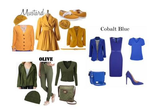 Fall 2013 Colors